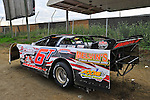 Feb 12, 2011; 5:36:15 PM; Gibsonton, FL., USA; The Lucas Oil Dirt Late Model Racing Series running The 35th annual Dart WinterNationals at East Bay Raceway Park.  Mandatory Credit: (thesportswire.net)