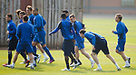 220411 Rangers training