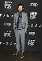 www.acepixs.com<br /> <br /> January 9 2017, LA<br /> <br /> Carter Hudson arriving at the premiere of FX's 'Taboo' on January 9, 2017 in Los Angeles, California.<br /> <br /> By Line: Peter West/ACE Pictures<br /> <br /> <br /> ACE Pictures Inc<br /> Tel: 6467670430<br /> Email: info@acepixs.com<br /> www.acepixs.com