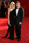 LOS ANGELES, CA. - September 21: Actor Patrick Dempsey and wife Jill Fink  arrive at the 60th Primetime Emmy Awards at the Nokia Theater on September 21, 2008 in Los Angeles, California.