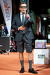 Andreu Buenafuente attends to orange carpet of new comedian schedule of #0 during FestVal in Vitoria, Spain. September 06, 2018 (ALTERPHOTOS/Borja B.Hojas)