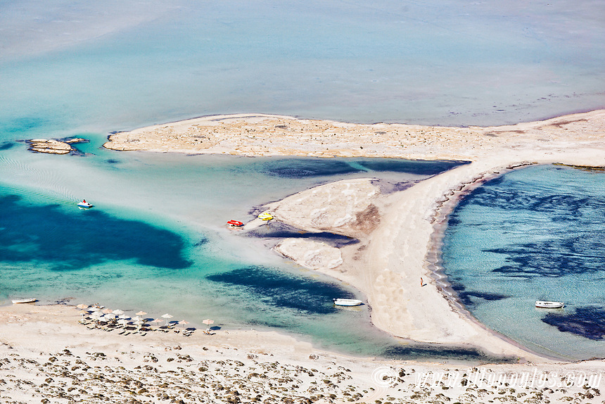 The unbelievable beauty of Balos Lagoon in Crete, Greece
