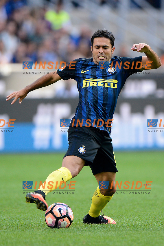 Eder Inter<br /> Milano 25-09-2016 Stadio Giuseppe Meazza - Football Calcio Serie A Inter - Bologna. Foto Giuseppe Celeste / Insidefoto