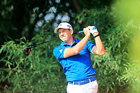 Sergio Garcia (ESP) during the pro-am at the WGC HSBC Champions, Sheshan Golf Club, Shanghai, China. 30/10/2019.<br /> Picture Fran Caffrey / Golffile.ie<br /> <br /> All photo usage must carry mandatory copyright credit (© Golffile | Fran Caffrey)