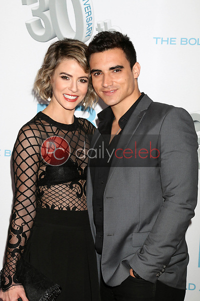 "Linsey Godfrey, guest<br /> at the ""The Bold and The Beautiful"" 30th Anniversary Party, Clifton's Downtown, Los Angeles, CA 03-18-17<br /> David Edwards/DailyCeleb.com 818-249-4998"