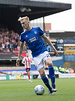 Flynn Downes of Ipswich Town during Ipswich Town vs Sunderland AFC, Sky Bet EFL League 1 Football at Portman Road on 10th August 2019