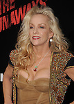 HOLLYWOOD, CA. - March 11: Musician Cherie Currie arrives at the Los Angeles Premiere of The Runaways at ArcLight Cinemas Cinerama Dome on March 11, 2010 in Hollywood, California.