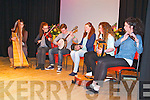 Pictured at the Glorach Theather Concert in Abbeyfeale celebrating the arrival of Spring on Saturday night were Ceoil Iontach Group led by Jackie Hartnett of Dromtrasna, Abbeyfeale.
