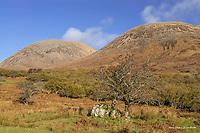 Autumn on Isle of Skye, Scotland