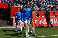 Bridgeview, IL - Saturday April 22, 2017: Christina Gibbons during a regular season National Women's Soccer League (NWSL) match between the Chicago Red Stars and FC Kansas City at Toyota Park.