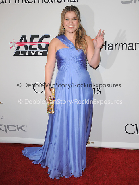 Kelly Clarkson at The Clive Davis / Recording Academy Annual Pre- Grammy Party held at The Beverly Hilton Hotel in Beverly Hills, California on February 07,2009                                                                     Copyright 2009 Debbie VanStory/RockinExposures