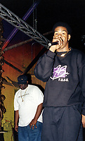 Craig Mack, the New York rapper who scored a 1994 hit with Flava in Ya Ear, has died of heart failure, aged 46<br /> ***FILE PHOTO*** Craig Mack Has Passed Away<br /> Biggie Smalls (a.k.a. the Notorious BIG) and Craig Mack performing.<br /> CAP/MPI/BUN<br /> &copy;BUN/MPI/Capital Pictures