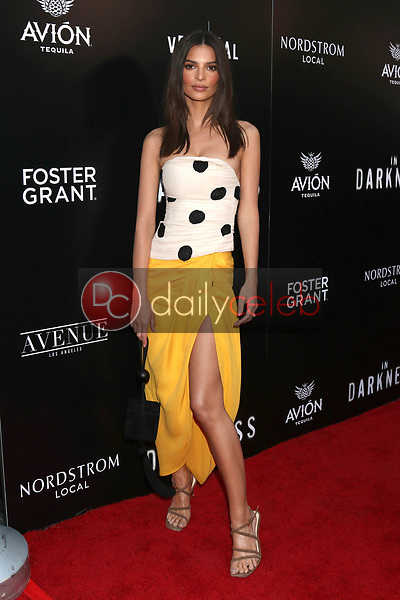 "Emily Ratajkowski<br /> at the ""In Darkness"" Premiere, Arclight, Hollywood, CA 05-23-18<br /> David Edwards/DailyCeleb.com 818-249-4998"
