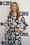 Zoe Perry arrives at the CBS Upfront at The Plaza Hotel in New York City on May 17, 2017.