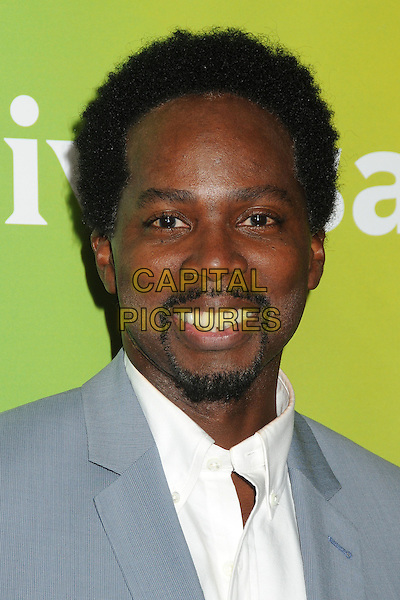 13 July 2014 - Beverly Hills, California - Harold Perrineau. NBC Universal Press Tour Summer 2014 held at the Beverly Hilton Hotel. <br /> CAP/ADM/BP<br /> &copy;Byron Purvis/AdMedia/Capital Pictures