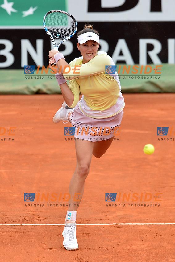 Garbine Muguruza (ESP)<br /> Roma 14-05-2016  Foro Italico<br /> Internazionali BNL d'Italia, Women Semifinal,<br /> Tennis WTA<br /> Foto Antonietta Baldassarre / Insidefoto