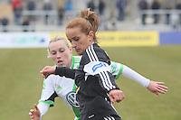 22.02.2014: 1. FFC Frankfurt vs. VfL Wolfsburg