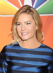 PASADENA, CA - JANUARY 16: Actress Elisha Cuthbert attends the NBCUniversal 2015 Press Tour at the Langham Huntington Hotel on January 15, 2015 in Pasadena, California.