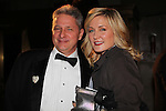 Thilio and Amy Carlson - The 20th Annual Hearts of Gold Gala - All That Glitters - A Black Tie Ball  on October 27, 2016 at Capitale, New York City, New York.  (Photo by Sue Coflin/Max Photos)