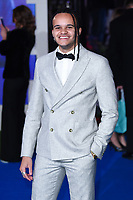 "Tarik Frimpong<br /> arriving for the ""Mary Poppins Returns"" premiere at the Royal Albert Hall, London<br /> <br /> ©Ash Knotek  D3467  12/12/2018"