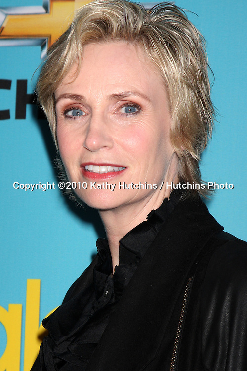 Jane Lynch.arrives at the GLEE Spring Premiere Party 2010.Chateau Marmont.Los Angeles, CA.April 12, 2010.©2010 Kathy Hutchins / Hutchins Photo...