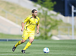 17 June 2007: Columbus's Aaron Chandler. The New England Revolution Reserves defeated the Columbus Crew Reserves 2-1 on the Gillette Stadium practice field in Foxboro, Massachusetts in a Major League Soccer Reserve Division game.