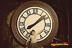 Back To The Future 1885 Clockface