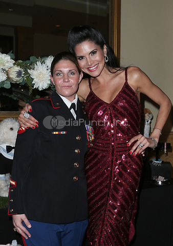 LOS ANGELES, CA - NOVEMBER 9:  Megan Leavey, Joyce Giraud, at the 2nd Annual Vanderpump Dog Foundation Gala at the Taglyan Cultural Complex in Los Angeles, California on November 9, 2017. Credit: November 9, 2017. Credit: Faye Sadou/MediaPunch