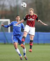 Chelsea U19 v AC Milan U19 25-Feb-2014