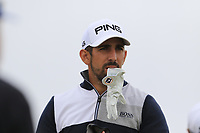 Matthieu Pavon (FRA) on the 2nd tee during Saturday's Round 3 of the 2018 Dubai Duty Free Irish Open, held at Ballyliffin Golf Club, Ireland. 7th July 2018.<br /> Picture: Eoin Clarke | Golffile<br /> <br /> <br /> All photos usage must carry mandatory copyright credit (&copy; Golffile | Eoin Clarke)