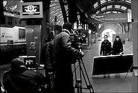 Set film «Fratelli d'Italia?»..