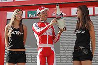 Joaquin Purito Rodriguez celebrates the victory in the stage of La Vuelta 2012 between Palas de Rei and Puerto de Ancares.September 1,2012. (ALTERPHOTOS/Acero) /Nortephoto.com<br /> <br /> **CREDITO*OBLIGATORIO** <br /> *No*Venta*A*Terceros*<br /> *No*Sale*So*third*<br /> *** No*Se*Permite*Hacer*Archivo**<br /> *No*Sale*So*third*