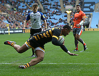 161030 Wasps v Newcastle Falcons