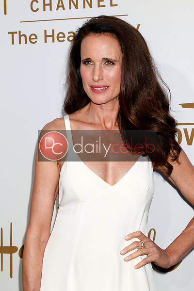 Andie MacDowell<br /> at the Hallmark TCA Summer 2017 Party, Private Residence, Beverly Hills, CA 07-27-17<br /> David Edwards/DailyCeleb.com 818-249-4998