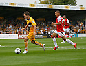 Robbie Willmott of Cambridge United during the Blue Square Premier match between Cambridge United and Wrexham at the Abbey Stadium, Cambridge on 19th September, 2009..© Kevin Coleman 2009