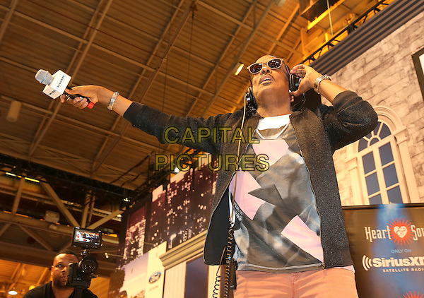 NEW ORLEANS, LA - JULY 4: Charlie Wilson at the Ford Motor Company booth at the 2015 Essence Festival at Ernest N. Morial Convention Center on July 4, 2015 in New Orleans, Louisiana.  <br /> CAP/MPI/PG<br /> &copy;PG/MediaPunch/Capital Pictures