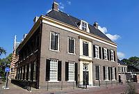 Brink 2 in Assen. Onderdeel van het Drents Museum