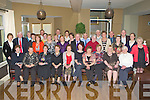 Lake Hotel employees from the 50's and 60's who held a reunion in the Lake Hotel on Friday night