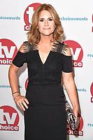 Harriet Scott<br /> arriving for the TV Choice Awards 2017 at The Dorchester Hotel, London. <br /> <br /> <br /> ©Ash Knotek  D3303  04/09/2017