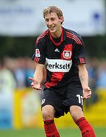 FUSSBALL   1. BUNDESLIGA   SAISON 2011/2012   TESTSPIEL Bayer 04 Leverkusen - Rangers FC                       13.07.2011 Stefan KIESSLING (Bayer 04 Leverkusen)