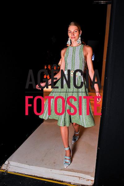 GIG Couture<br /> <br /> S&atilde;o Paulo Fashion Week- Ver&atilde;o 2016<br /> Abril/2015<br /> <br /> foto: Gustavo Scatena/ Ag&ecirc;ncia Fotosite