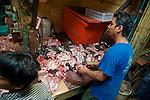 Sheep Heads, Gyee Zai Market