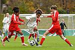 20181102 FSP, Deutschland (U15) vs Schweiz (U16)