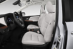 Front seat view of a 2020 Toyota Sienna Limited FWD 5 Door Mini Van front seat car photos
