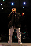 Performs at Post Irene SummerStage Concert: Chris Walker, The Force M.D.s, Jagged Edge, Melanie Fiona, NY 9/21/11