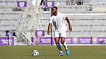 Orlando, Florida - Wednesday January 17, 2018: Andre Morrison. Match Day 3 of the 2018 adidas MLS Player Combine was held Orlando City Stadium.