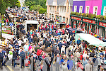 FAIR DAY: The huge turnout during the Kenmare Fair day on Friday.   Copyright Kerry's Eye 2008