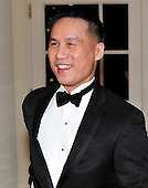 B.D. Wong arrives for the State Dinner in honor of President Hu Jintao of China at the White House In Washington, D.C. on Wednesday, January 19, 2011. .Credit: Ron Sachs / CNP.(RESTRICTION: NO New York or New Jersey Newspapers or newspapers within a 75 mile radius of New York City)