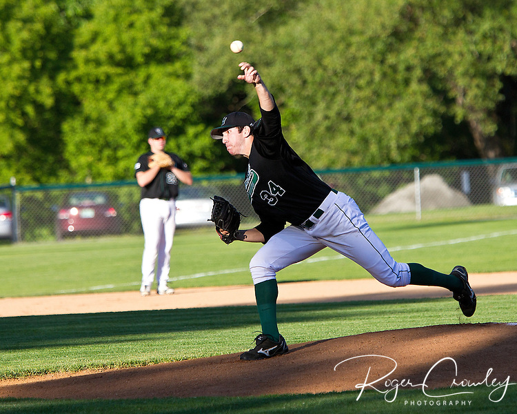 Keene Swamp Bats (2-1) overcame five team errors en route to a 5-2 win over Vermont (1-3) in New England Collegiate Baseball League (NECBL) action on Sunday night at Montpelier Recreation Field.