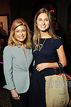 Stephanie Madan and Lauren Bush at the Resiliency Lunch at the Hotel ZaZa Saturday Oct. 27,2012.(Dave Rossman photo)